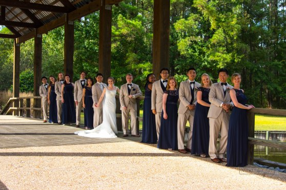 River Landing Wedding, Wallace NC: